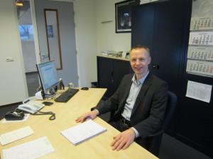 Johan Burger - adjunct directeur
