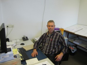 Arthur Heesen - projectleider