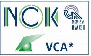 Logo NCK 4KL VCA1