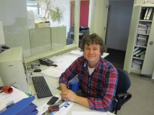 Arjan Roelofsen - projectleider