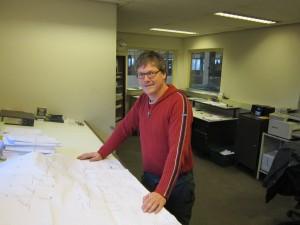 Ed Hunneman - werkplaatschef Broekland