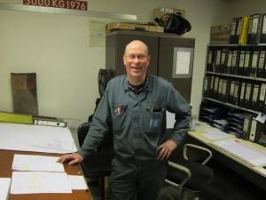 Raymond Hauptmeijer - chef machinebouw