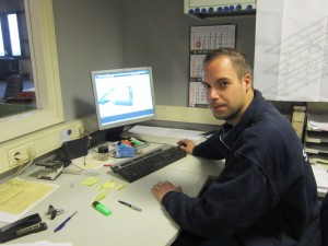 Robin Dijkman - werkplaatschef Almelo